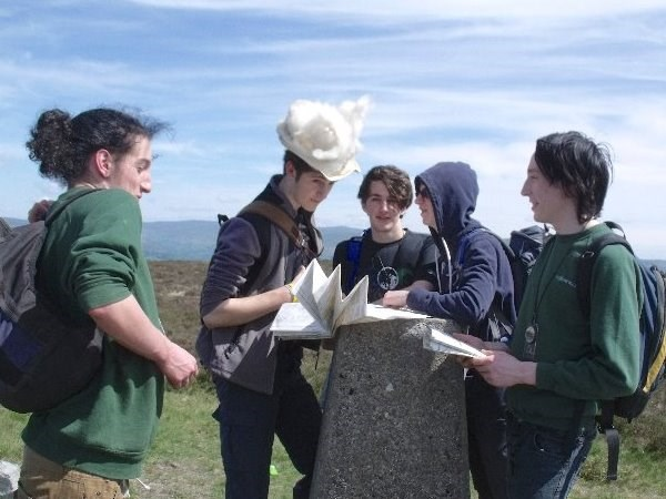 Photo 1 - Duke of Edinburgh Gold  and  Silver Navigation Days