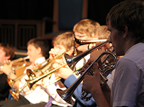 Photo 2 - STRS Brass Ensemble at The Roses Theatre