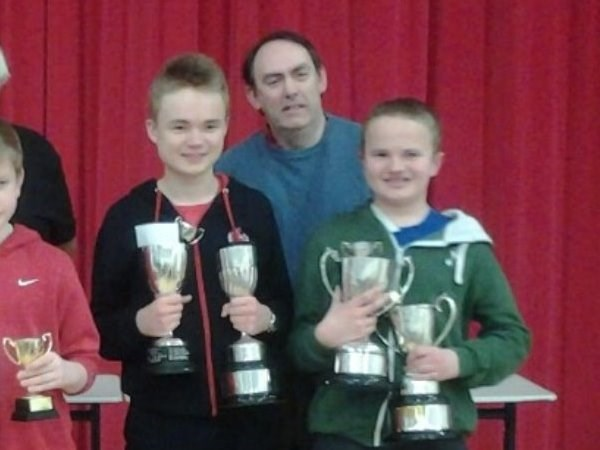 Photo 1 - Ashworth's crowned West of England champions
