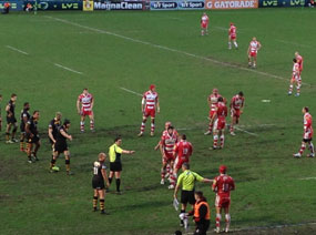 Photo 3 - Sam Underhill debut for the Cherry and Whites