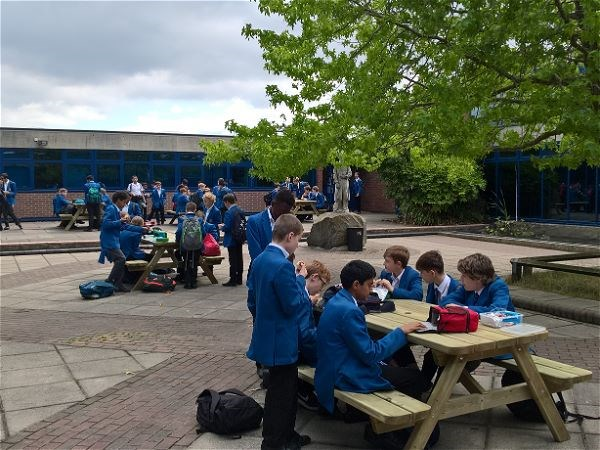 Photo 1 - New Picnic Benches