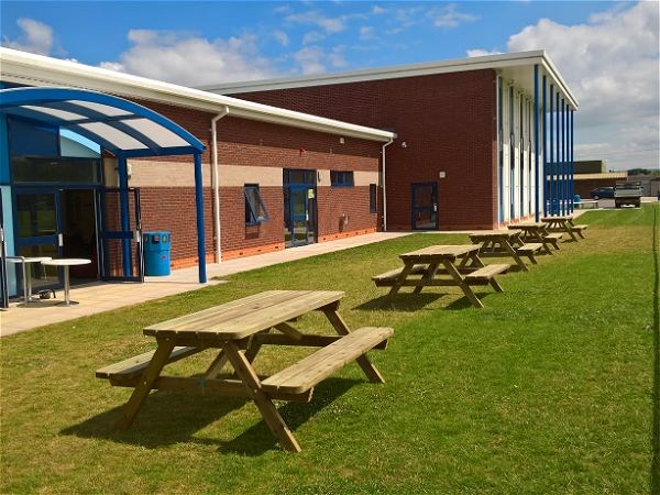 Photo 3 - New Picnic Benches