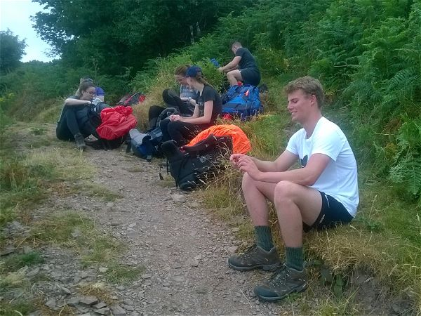 Photo 2 - Duke of Edinburgh Gold and Silver Practice Expedition