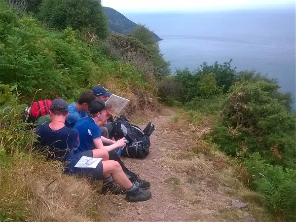 Photo 3 - Duke of Edinburgh Gold and Silver Practice Expedition