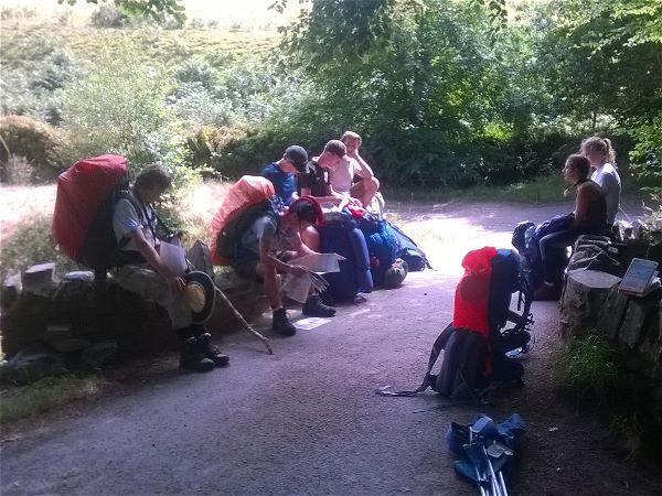 Photo 7 - Duke of Edinburgh Gold and Silver Practice Expedition