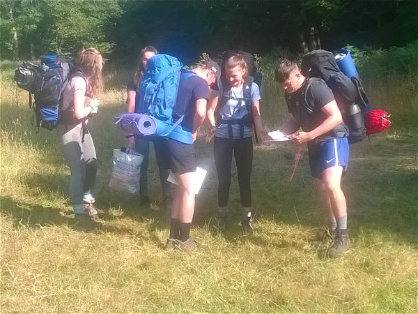 Photo 9 - Duke of Edinburgh Gold and Silver Practice Expedition
