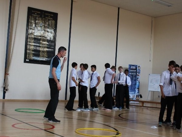 Photo 9 - Year 10 RAF Motivational Leadership Course