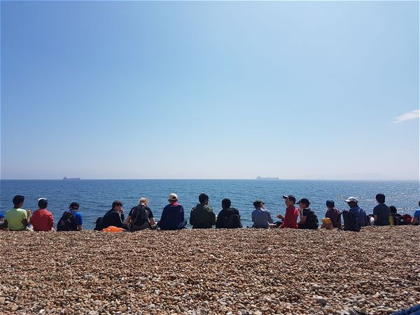 Photo 1 - Year 7 Arrive at Osmington Bay
