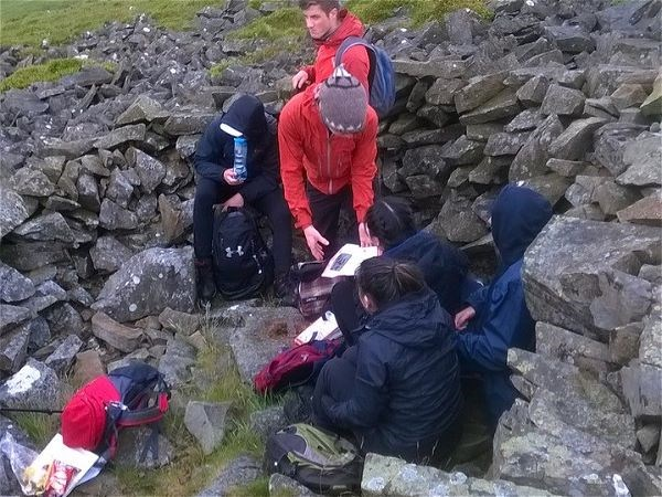 Photo 3 - Gold, Silver and Bronze Navigation Practice