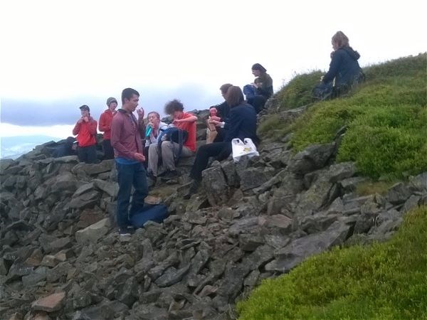 Photo 5 - Gold, Silver and Bronze Navigation Practice