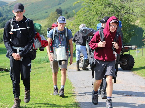 Photo 1 - Duke of Edinburgh Gold & Silver Assessed Expedition