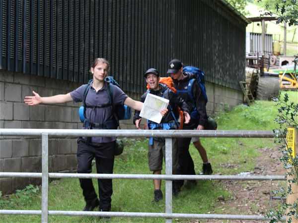 Photo 2 - Duke of Edinburgh Gold & Silver Assessed Expedition
