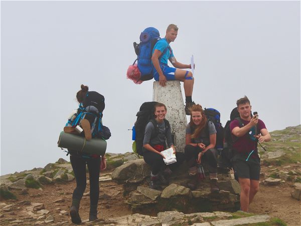 Photo 7 - Duke of Edinburgh Gold & Silver Assessed Expedition