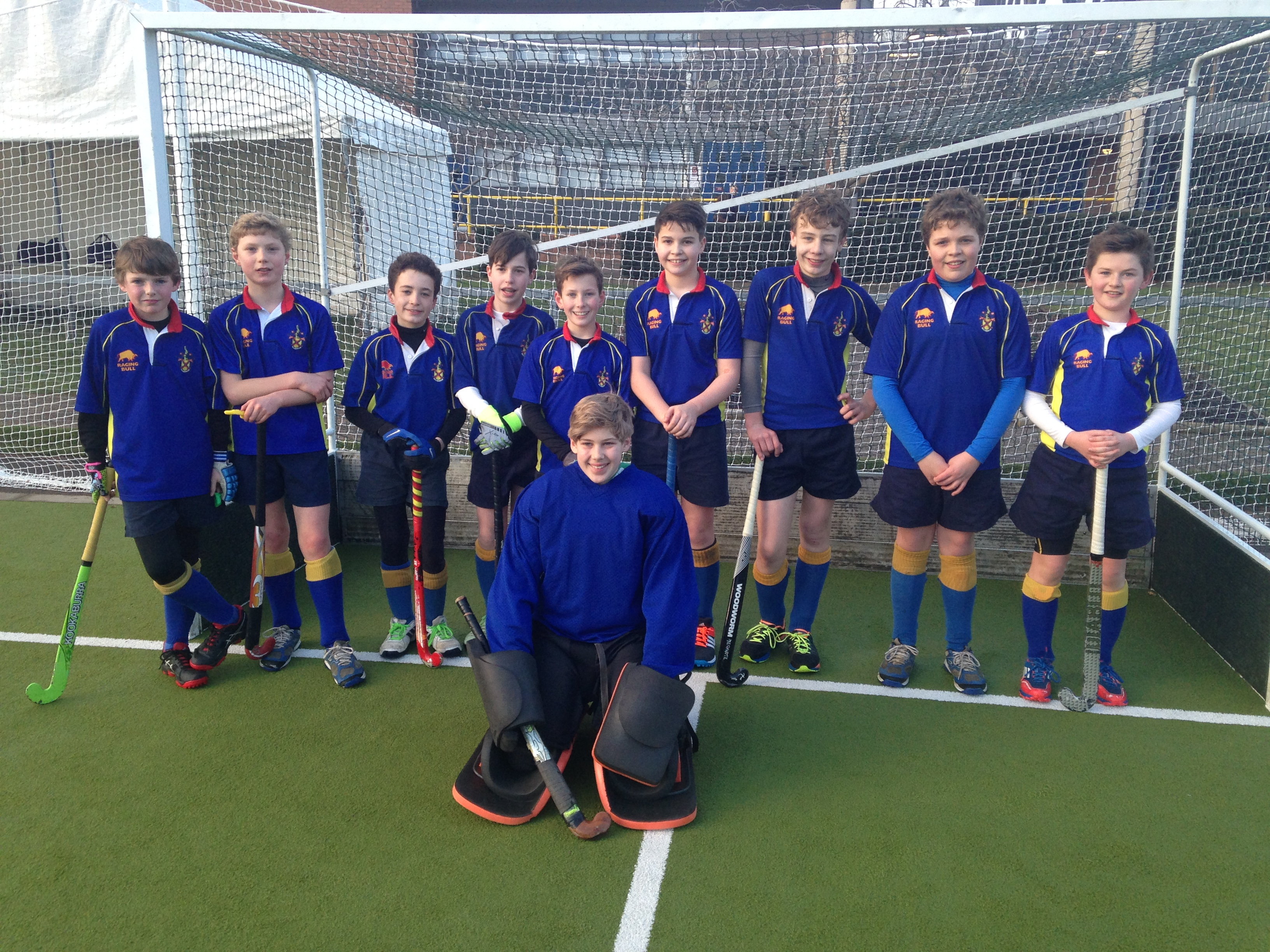 Photo 1 - U13 Hockey Team