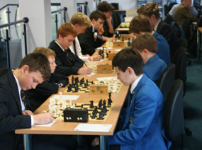 Photo 1 - Chess Report
