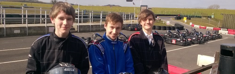 Karting News. STRS prepare for Thruxton final.