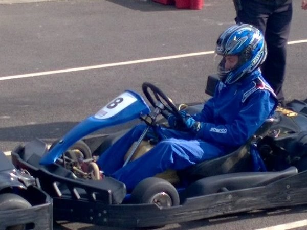 Photo 2 - Karting News. STRS prepare for Thruxton final.