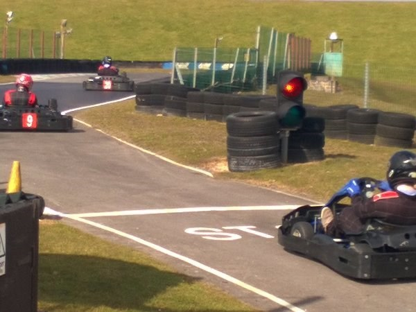 Photo 3 - Karting News. STRS prepare for Thruxton final.