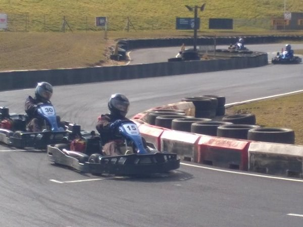 Photo 4 - Karting News. STRS prepare for Thruxton final.