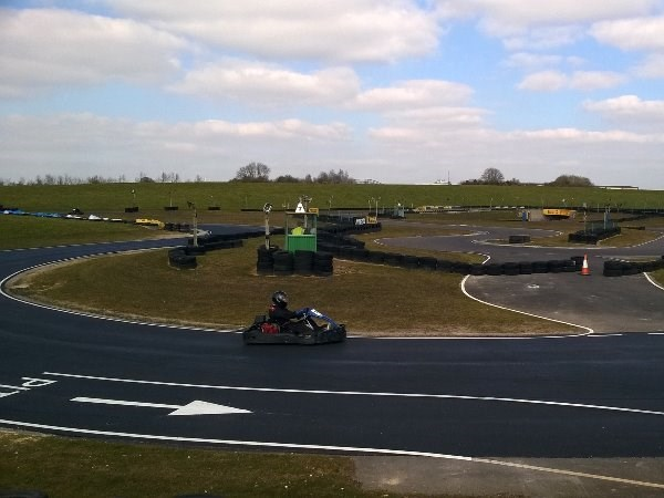 Photo 5 - Karting News. STRS prepare for Thruxton final.