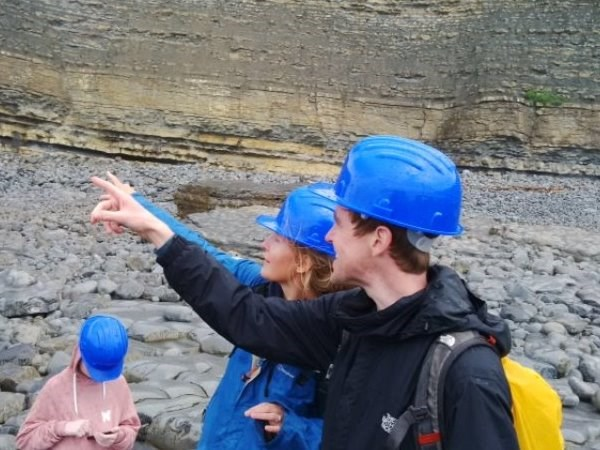 Photo 2 - Year 8 Fieldtrip to Porthcawl and Southerndown Bay
