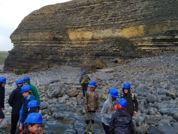 Photo 4 - Year 8 Fieldtrip to Porthcawl and Southerndown Bay