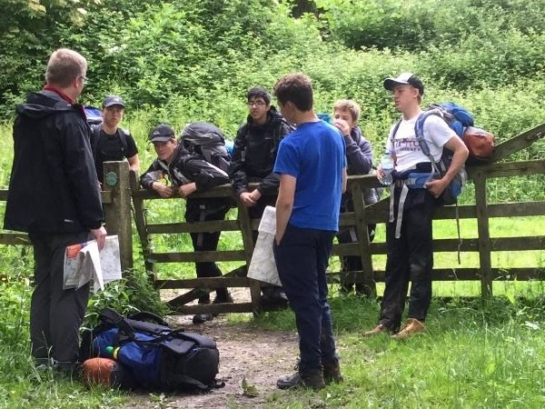 Photo 1 - First Duke of Edinburgh Bronze Assessed Expedtion