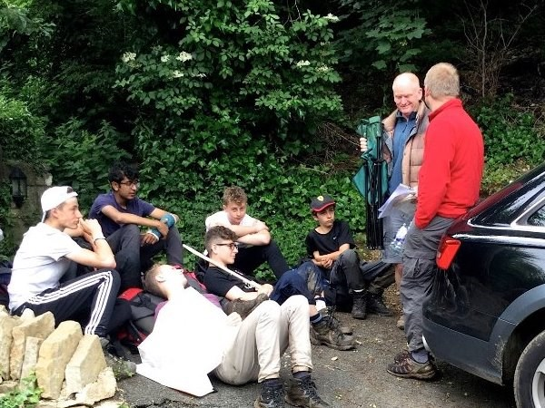 Photo 3 - First Duke of Edinburgh Bronze Assessed Expedtion