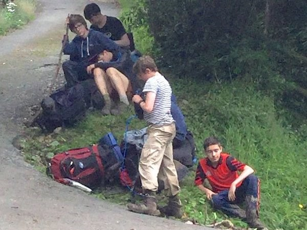 Photo 4 - First Duke of Edinburgh Bronze Assessed Expedtion