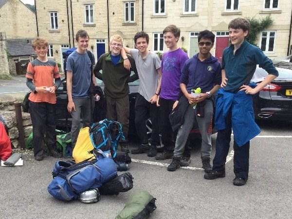 Photo 5 - First Duke of Edinburgh Bronze Assessed Expedtion