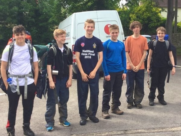 Photo 6 - First Duke of Edinburgh Bronze Assessed Expedtion