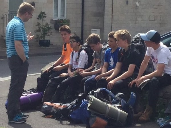 Photo 9 - First Duke of Edinburgh Bronze Assessed Expedtion