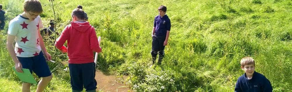 Year 7 Fieldwork - River Churn