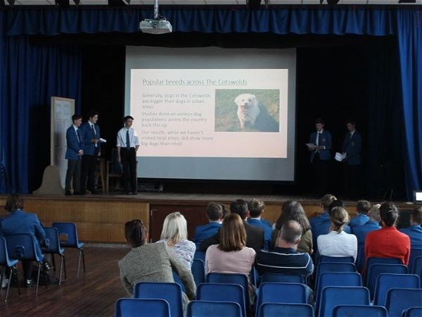 Photo 5 - Bronze Duke of Edinburgh Presentation Evening