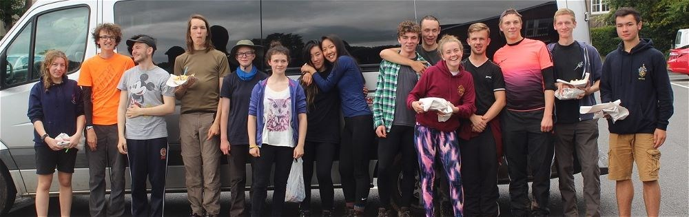 Gold  and  Silver DofE Assessed Expedition