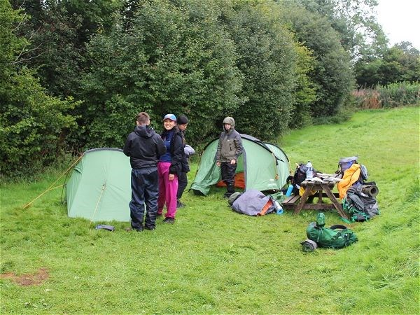Photo 4 - Gold  and  Silver DofE Assessed Expedition