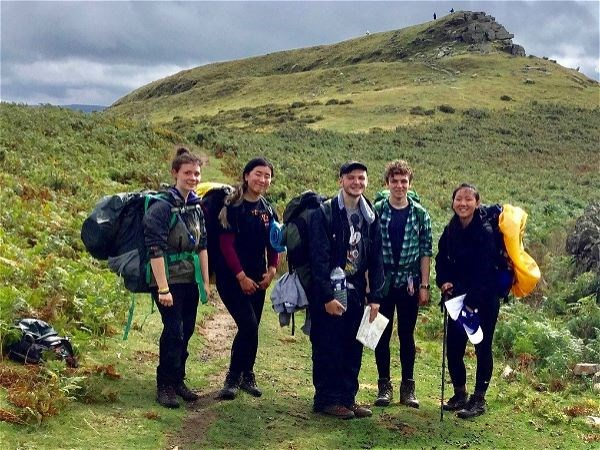 Photo 6 - Gold  and  Silver DofE Assessed Expedition
