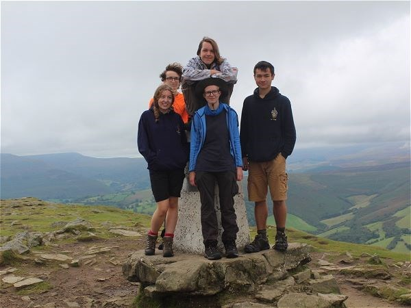 Photo 7 - Gold  and  Silver DofE Assessed Expedition