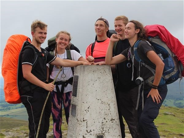 Photo 8 - Gold  and  Silver DofE Assessed Expedition