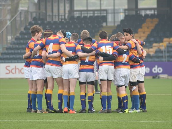 Photo 1 - U15 win Natwest Plate