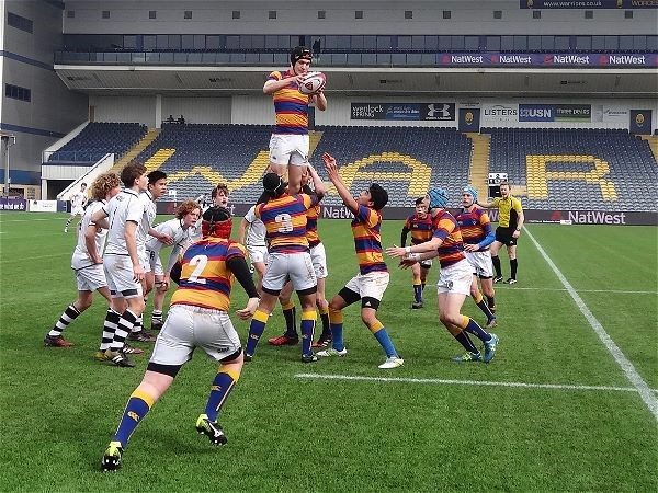 Photo 2 - U15 win Natwest Plate