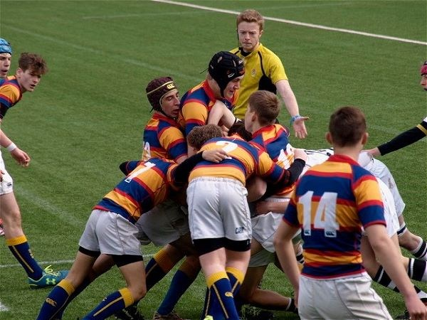 Photo 4 - U15 win Natwest Plate