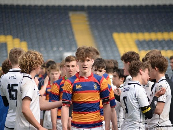 Photo 5 - U15 win Natwest Plate