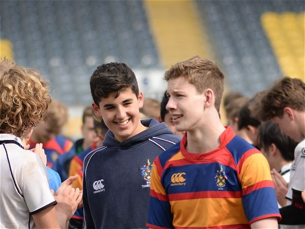 Photo 6 - U15 win Natwest Plate