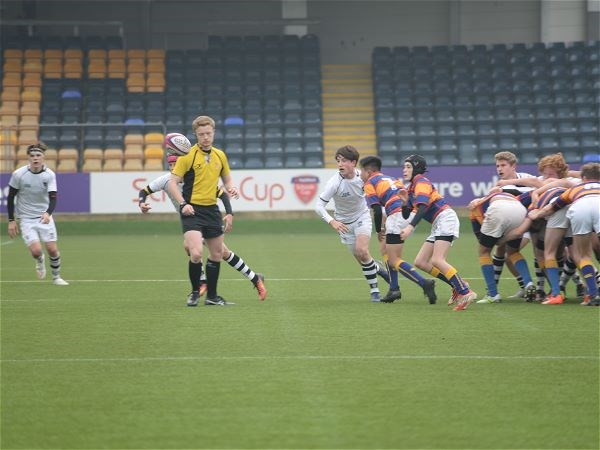 Photo 7 - U15 win Natwest Plate