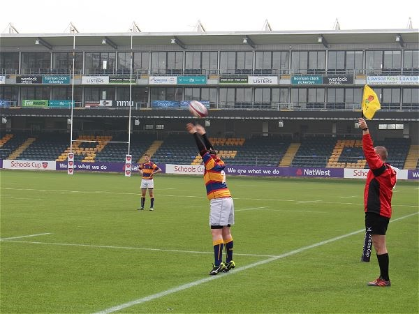 Photo 8 - U15 win Natwest Plate