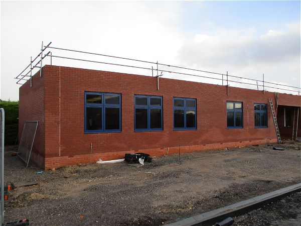 Photo 2 - New Building Progressing Well