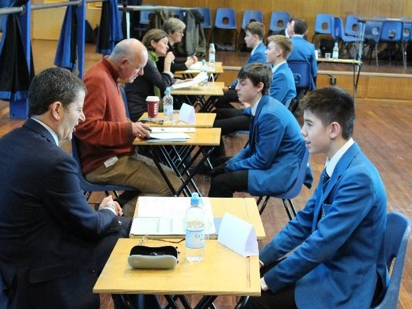 Photo 6 - Year 11 Mock Interviews Morning