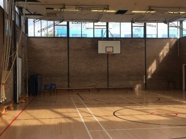 Photo 2 - The gymnasium refurbishment is now complete