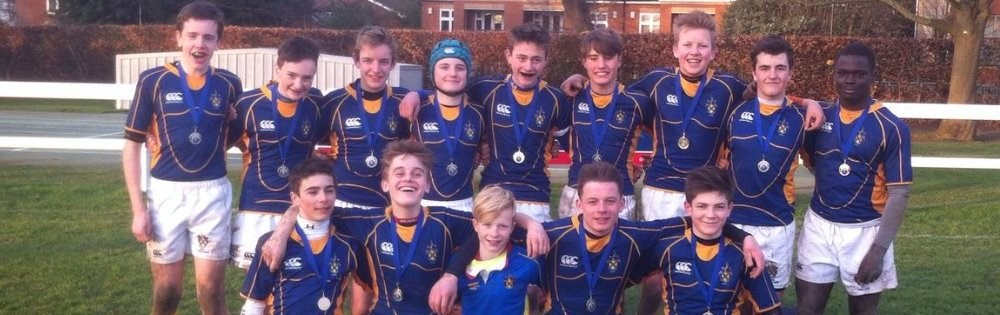 u14s Cup Runners up at the Solihull School 7s